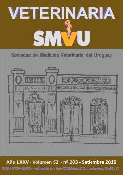 Ver Vol. 52 Núm. 203 (2016): Setiembre