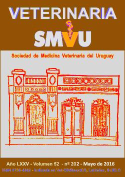 Ver Vol. 52 Núm. 202 (2016): Mayo