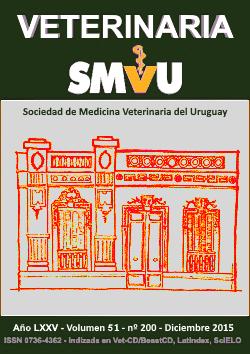 Ver Vol. 51 Núm. 200 (2015): Diciembre
