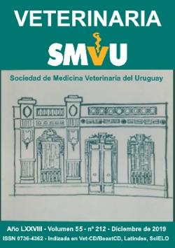 Ver Vol. 55 Núm. 212 (2019): Diciembre