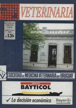 Ver Vol. 30 Núm. 126 (1995): Junio